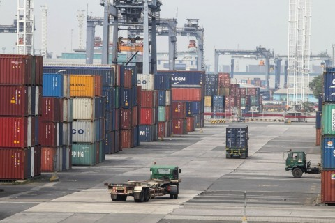 Nilai Ekspor Sektor Industri Sumut Turun 3,58%