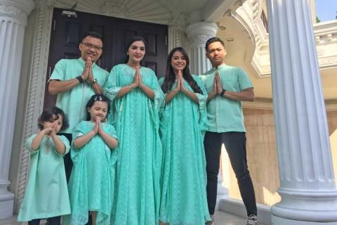 Doa Anang Hermansyah di Hari Ulang Tahun Aurel