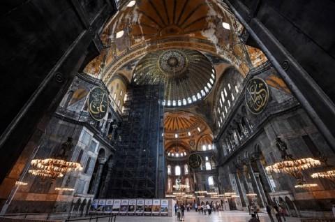 Hamas Dukung Perubahan Status Hagia Sophia