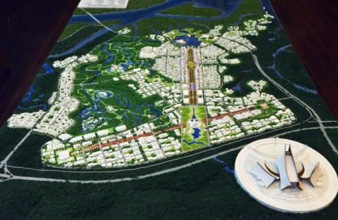 Fokus ke Covid, Pemerintah tak Anggarkan Proyek Ibu Kota Baru