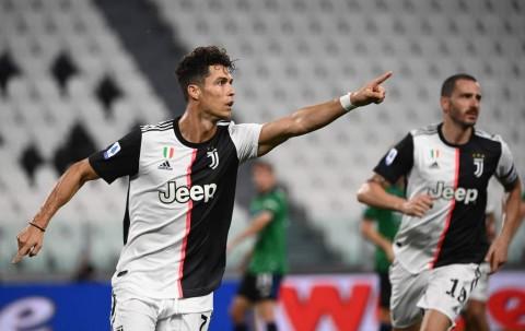 Ronaldo Selamatkan Juventus dari Kekalahan