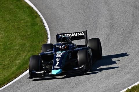 Race 2 F2 Styria: Sean Gelael Kembali Raih Poin
