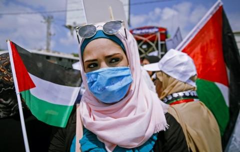 Cegah Virus Korona, Otoritas Palestina Berlakukan Jam Malam