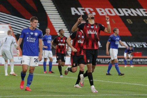 Kalah dari Bournemouth, Leicester City Calon Batal ke Liga Champions