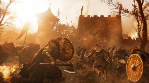 Daftar Fitur Baru yang Dibawa Assassin's Creed Valhalla