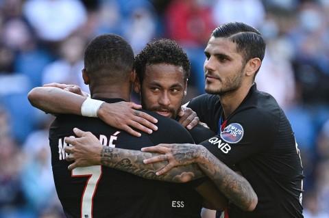 PSG Gunduli Tim Kasta Kedua Le Havre 9-0