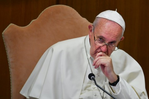 Paus Fransiskus Sedih Hagia Sophia Diubah Jadi Masjid