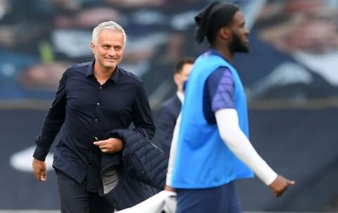 Mourinho Beberkan Kunci Kemenangan Tottenham