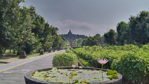 Kuota Turis ke Borobudur Akan Ditambah