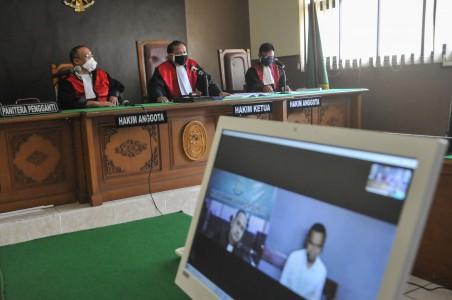 Jaksa Agung Desak Sidang Daring Diatur KUHAP
