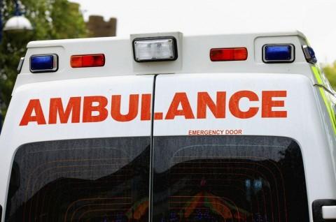 Kasus Pengendara Motor Adang Ambulans di Depok Dimediasi Polisi