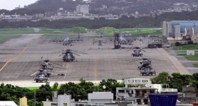 Pangkalan Militer AS di Okinawa Lockdown Akibat Wabah Covid-19