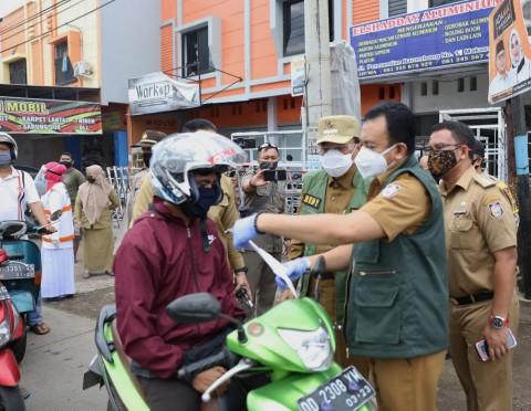 Pemeriksaan Surat Bebas Covid-19 di Makassar Mulai Diberlakukan