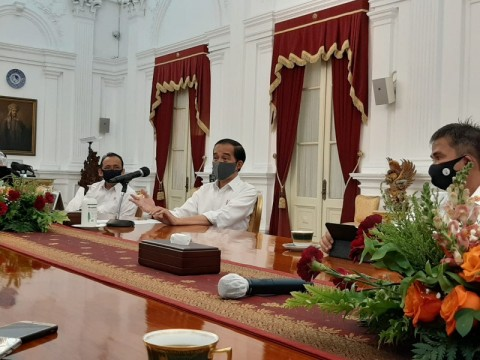 Jokowi Bakal Pangkas 18 Lembaga