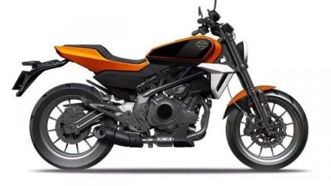 Harley-Davidson Mungil Selangkah Masuk Dapur Produksi