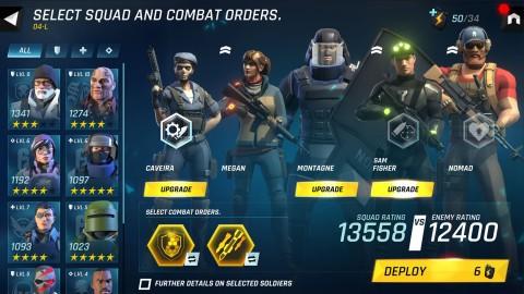 Ubisoft Rilis Game Mobile Tom Clancy's Elite, Bagaimana Tampilannya?