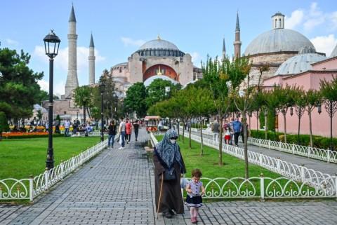 Lima Hal Penentu Perubahan Stasus Hagia Sophia