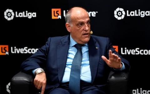 Presiden La Liga Geram Manchester City Menang Banding