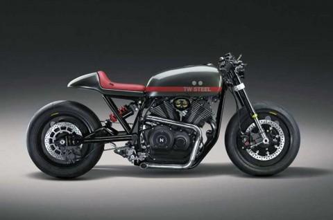 Yamaha XV950 Tersinpirasi Desain Klasik Tam Tangan TW Steel