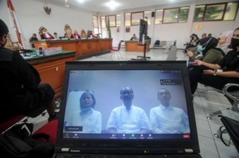 Eksepsi Petinggi Sunda Empire Ditolak
