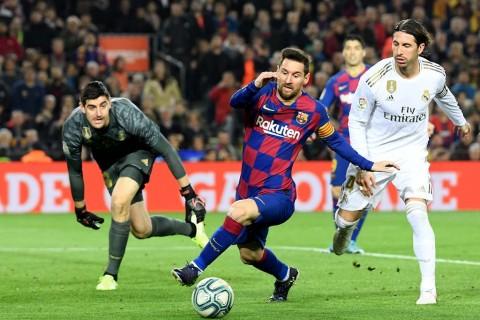 Hitung-hitungan Peluang Juara Liga Spanyol Real Madrid dan Barcelona