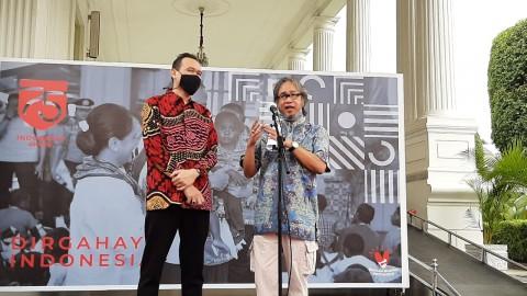 Jokowi Gaet Raffi Ahmad hingga Cak Lontong Kampanyekan Protokol Kesehatan