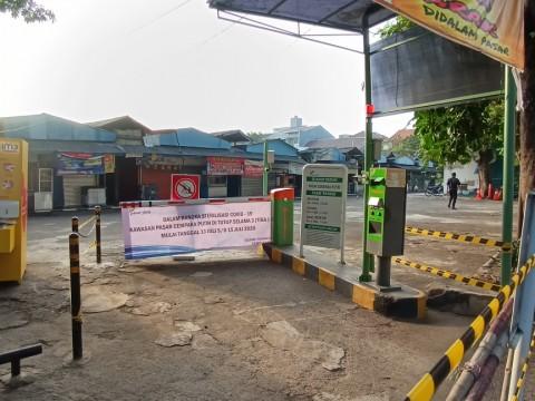 Pengelola Pasar Diminta Memperketat Pengawasan Protokol Kesehatan