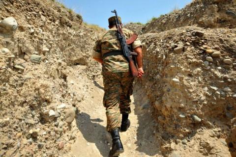 Bentrok dengan Armenia, Empat Tentara Azerbaijan Tewas