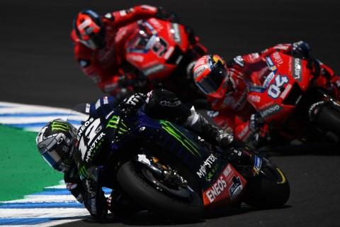 Jelang Seri Pembuka, MotoGP Menghelat Tes Resmi di Jerez