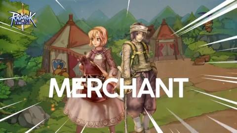 Ragnarok Frontier Tambah Job Tree Merchant