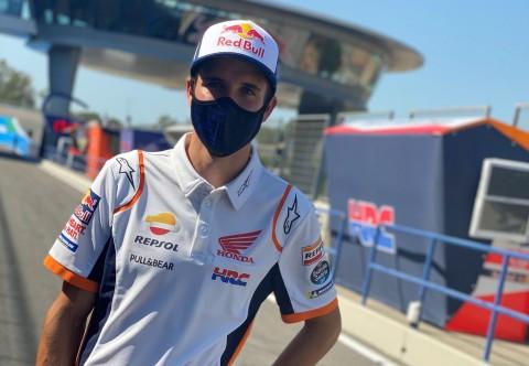 Tim Repsol Honda Rekrut Espargaro untuk Gantikan Alex Marquez
