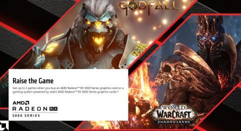 AMD Bagikan Game Terbaru di Radeon RX 5000 Series