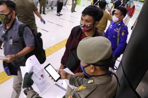 Pemohon CLM Jakarta Tak Perlu Lampirkan Hasil Tes Korona