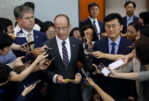 AS Tegaskan Indo-Pasifik Harus Bebas dari Klaim Laut China Selatan