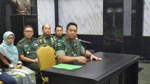 281 Prajurit TNI Sembuh dari Covid-19