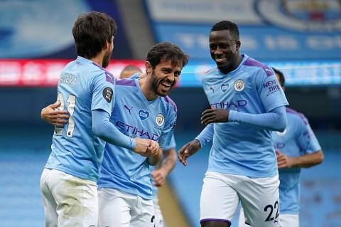 Manchester City Tekuk Bournemouth 2-1