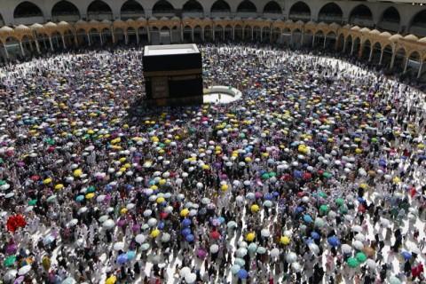 Arab Saudi Mulai Atur Langkah Haji di Tengah Pandemi
