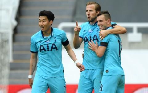 Tottenham: Tak Tampil di Liga Champions, Liga Europa pun Jadi