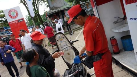 Pertamina Dirikan Pertashop Pertama di Sulawesi