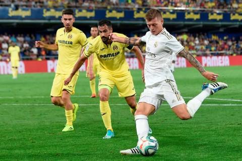 Prediksi Real Madrid vs Villarreal: El Real Menatap Juara Liga Spanyol