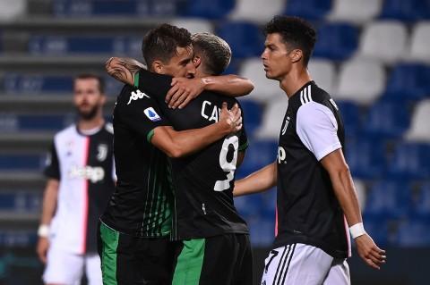 Sassuolo Tahan Imbang Juventus