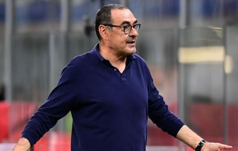 Sarri Bingung Juventus Imbang di Markas Sassuolo