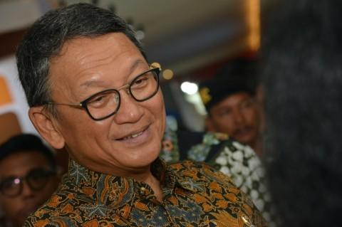 Menteri ESDM Resmikan Pembangkit Listrik Berkapasitas 555 MW