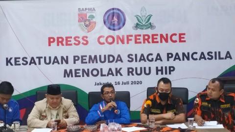 Jokowi Didesak Keluarkan Surpres Penghentian RUU HIP