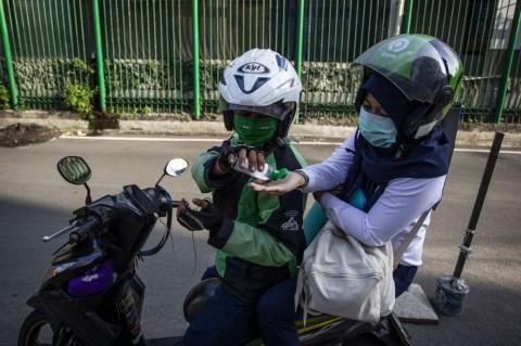 Ojol di Tangerang Raya Bisa Angkut Penumpang Lagi