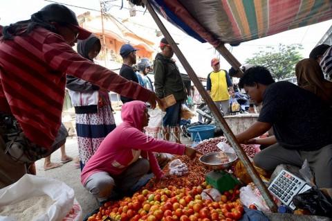 Digitalisasi di Pasar Rakyat Demi Kemudahan Transaksi
