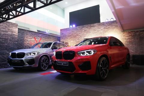 BMW X3 & X4 Terganas di Indonesia Tantang Andrenalin Pengemudi