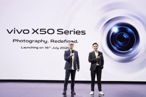 Vivo X50 dan X50 Pro Resmi Meluncur di Indonesia