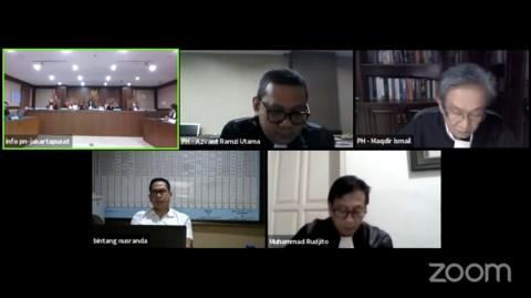 Hakim Gugurkan Dakwaan TPPU Wawan