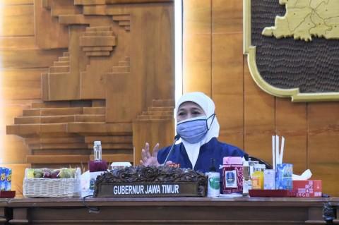 Khofifah Minta BPJS Kesehatan Asistensi RS Rujukan Covid-19